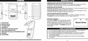 Scosche Cbhsol5 Bluetooth Speakerphone User Manual Cbhsol5