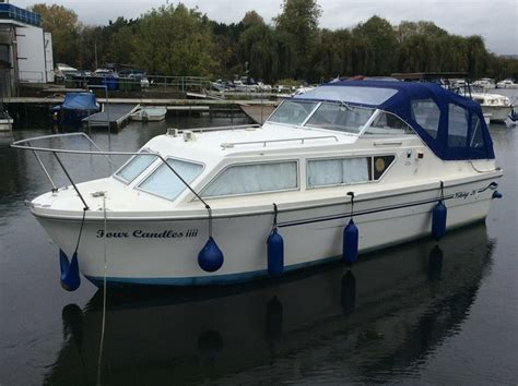 Viking Boats For Sale Uk by Viking 26 Wide Beam Boat For Sale Quot Four Candles Quot At Jones