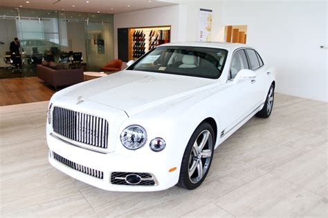 bentley mulsanne white 2017 bentley mulsanne speed stock 7nc002893 for sale