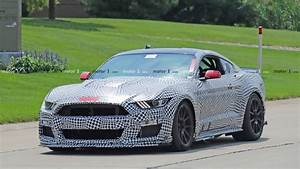 Complete car info for 76 All New 2019 Ford Mustang Shelby Gt500 Concept with all the details ...