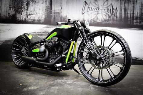 Thunderbike Custom Chopper Bobber Bike 1tbike Motorbike