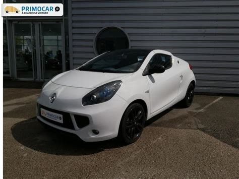 renault wind 1 2 tce 100ch exception occasion pas cher primocar - Renault Wind Occasion