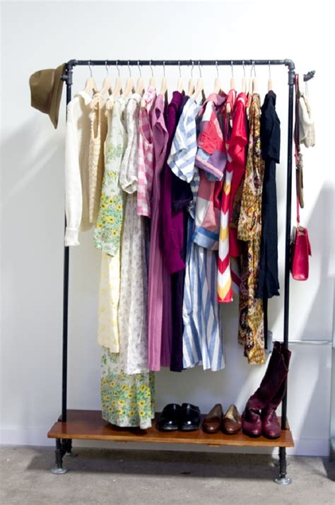 diy pipe clothing rack top 10 best ideas for well organized home top inspired
