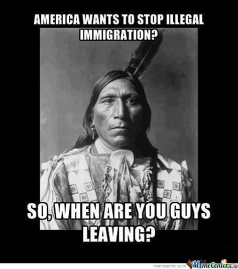 Illegal Immigration Meme - quot illegal immigration quot by junior1160 meme center