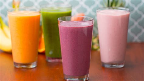 veggie smoothies 4 make ahead veggie packed fruit smoothies youtube
