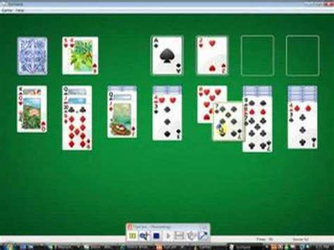 how to play solitaire how to play solitaire youtube