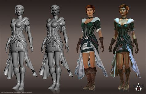 Assassins Creed Iii Concept Art By Antoine Rol Concept