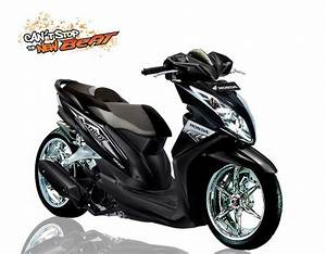 Modifikasi Motor Honda Beat Fi Pop Esp Dan Honda Beat Esp