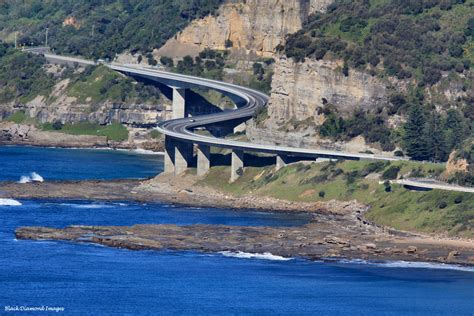Sea Cliff Bridge Stanwell Park Nsw Australia