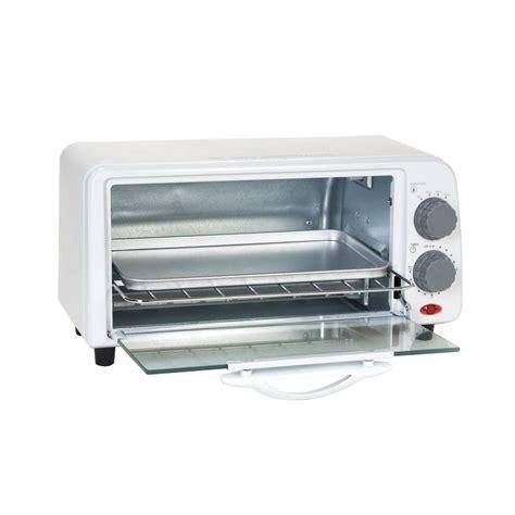 elite cuisine elite toaster ovens cuisine 2 slice toaster oven in white