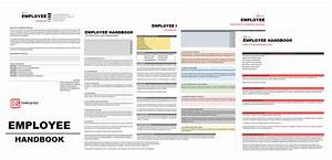 Employee Handbook Template  U0026 Sample  Word