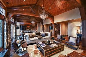 Makeover Living Room Modern Rustic Rustic Interior Design For The Living Room