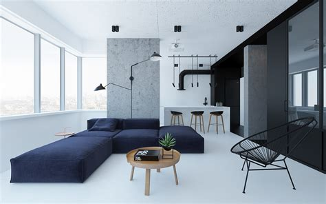 Modern Minimalist Decor With A Homey Flow : Modern Minimal Homes To Inspire You
