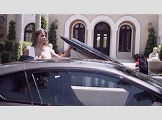 Anastasia Kvitko's Matte Black BMW i8 by MetroWrapz YouTube