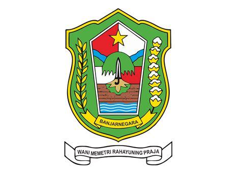 logo kabupaten banjarnegara png gambar png