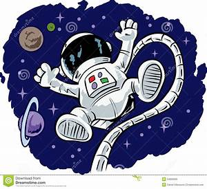 Astronaut On Moon Clipart - Clipart Suggest