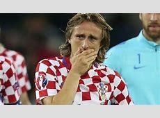 Luka Modric y su historia como refugiado durante las