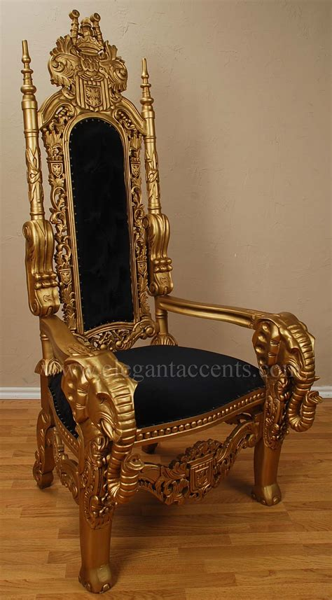 products gt accent chairs thrones gt throne chairs