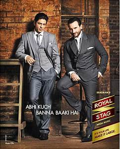 New commercial of Shahrukh Khan and Saif Ali Khan for ...