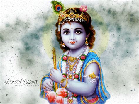 shri krishna hindu god wallpapers