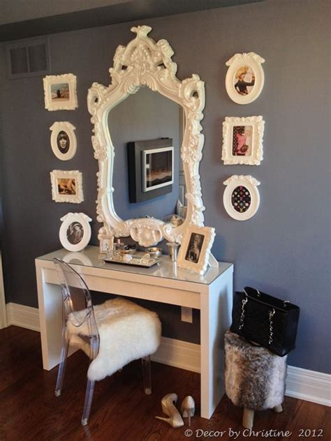 vanity table with lighted mirror canada my glamorous dressing table is from ikea canada the