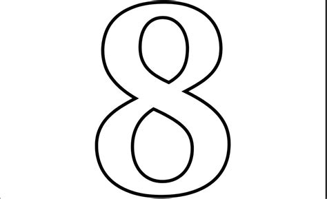 Number 2 Clipart Black And White