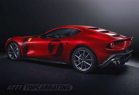 #ferrari bit.ly/3kyaxia ferrari is confident its new #sf21 car will not suffer from the same. 2020 Ferrari Omologata - price and specifications