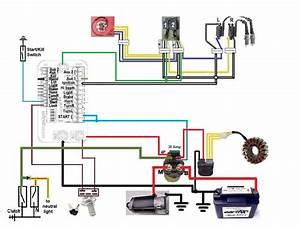 Mosfet Regulator Wiring