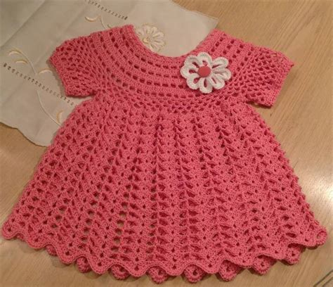 crochet baby dress 26 gorgeous crochet baby dress for babies diy to make