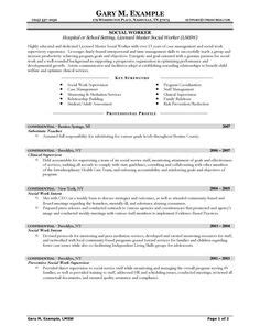 click here to this family services worker resume