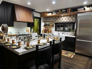 Kitchen decor ideas: Steampunk kitchen