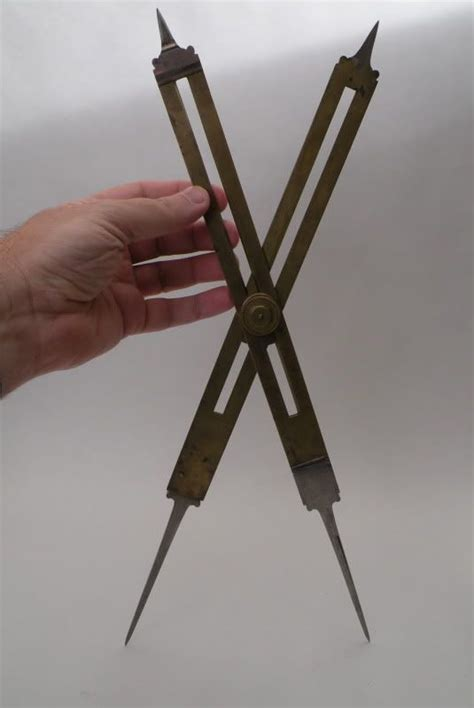 large   proportional dividers machinist tools