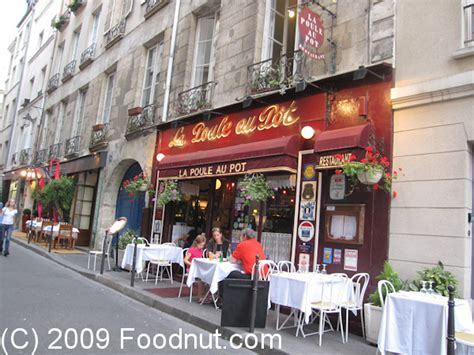 la poule au pot restaurant review