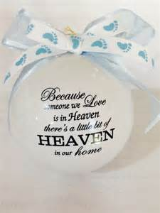 because someone we is in heaven infant loss