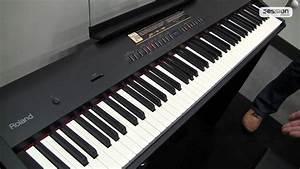 Musikmesse 2013 - Roland Fp50  U0026 Fp80