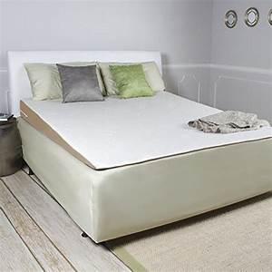 avana inclined memory foam mattress topper wedge king With buy mattress wedge