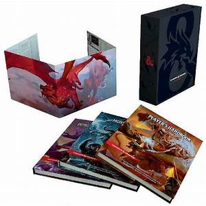 Dungeons  U0026 Dragons Core Rulebook Gift Set  Master Guide