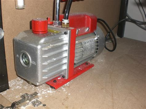 Vacuum Work Holding