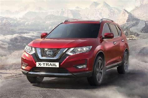nissan  trail  price  uae reviews specs