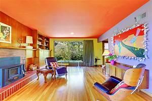 House interior design 2016 - Colorful home modern interior ...