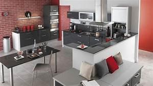 cuisine deco industrielle With organisation cuisine