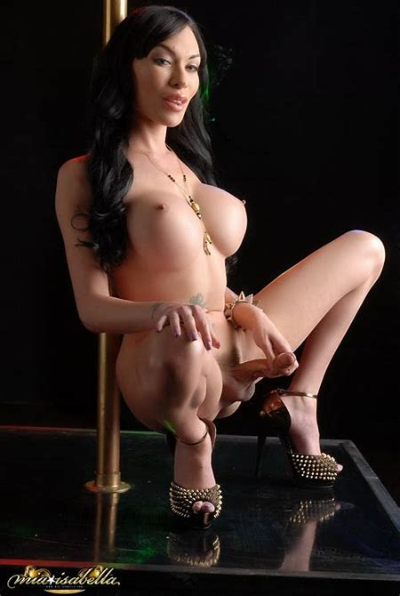 Classy Nude Photo Gallery Of Mia Isabella at Shemale ...
