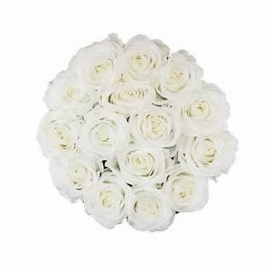 Ewige Rosen Box : wei e ewige rosen in pfirsich rosenbox ewige rosen rosen produkte online blumenladen ~ Eleganceandgraceweddings.com Haus und Dekorationen