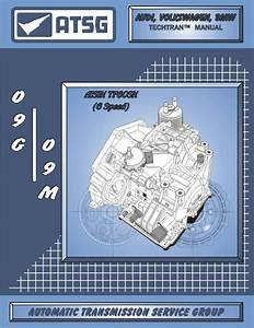 09g    09m    Tf60sn Atsg Techtran Manual Rebuild Book