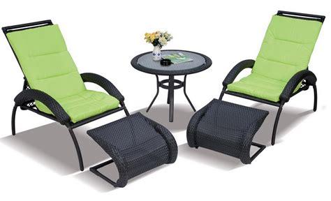 chaise avec repose pied chaise de jardin avec repose pied inspiration pour jardin