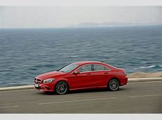 Foto Reviews Mercedes Benz CLA kleuren Mercedes Benz CLA