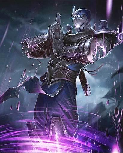 Shen League Legends Eye Ninja Twilight Superior
