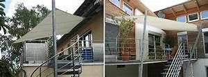 Sonnensegel Für Balkon : sonnensegel balkon hofs sonnenschutz infos ~ Frokenaadalensverden.com Haus und Dekorationen