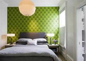 Tapeten Modern Schlafzimmer : schlafzimmer tapeten f r ein attraktives aussehen ~ Markanthonyermac.com Haus und Dekorationen