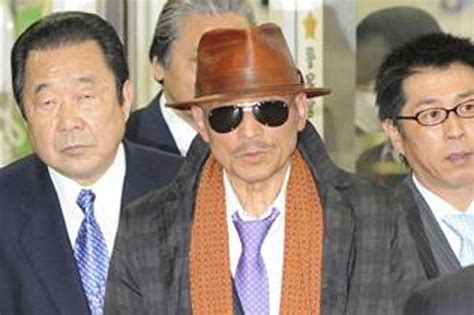 japan mafia cancels halloween  gang war fear daily star
